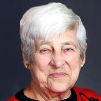 Mary Agnes  Brenner