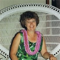 Mrs. Marilyn Jean (Pollei) Schipporeit