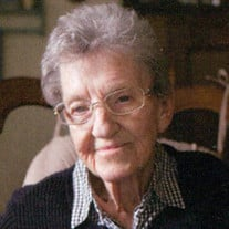 Mildred Joyce Burgess