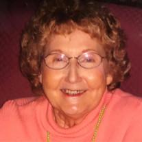 Mrs. Mary Joyce Hanson Pratt