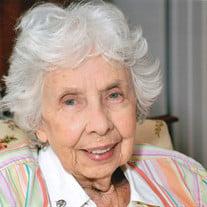 Betty Jane Waters