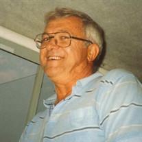"Gordon Cecil  ""Moe"" Marett"