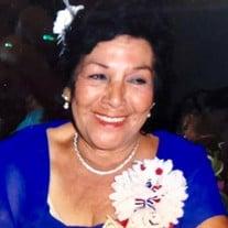Mary  Placido Morales