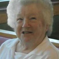 Peggy  Jean Hudson Fine