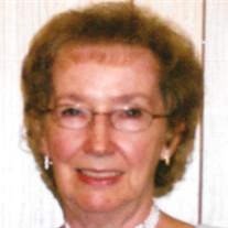 Marjorie Pauline Crabill - Zuck