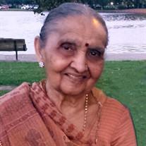 Mrs. Laxmiben Somalal Shah