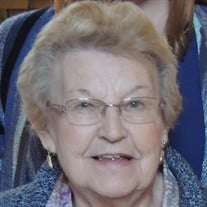 Betty Patricia Mellor (nee Travis)