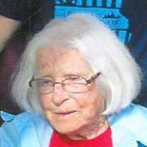Vergie Mae Kies