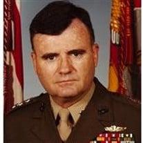 "Lieutenant General Bernard E. ""Mick"" Trainor"