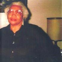 Mrs. Claraise Warren