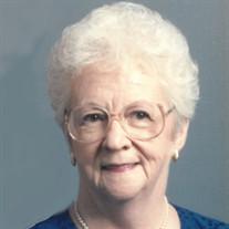 Mary Ann Thomann