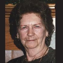 Claire Anna Lewis (nee Roshau)