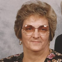 Mrs. Peggy Dellene Head Hicks