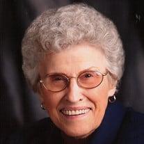 Mary Elizabeth Rusher