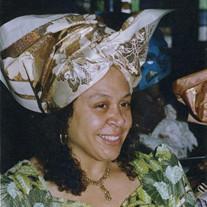 Dr.  Maureen Obiamaka Aniakudo
