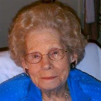 Margaret Beatrice Rinehart