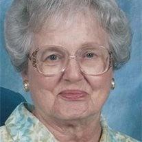 Agnes Rae Dean