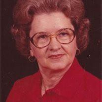 Wera  Faye  Bailey