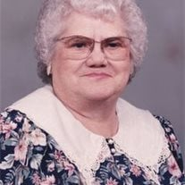 Edna Mae Bane