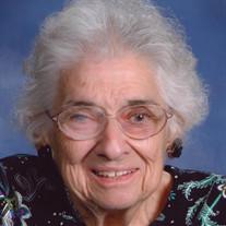 Margaret Mary Mekeel