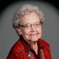 """Mrs Margaret """"Reb"""" Baldwin"""