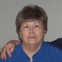 Betty Carol Mahaffey Perdue