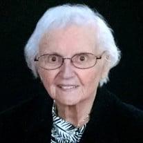 Mrs. Barbara A. Sebald