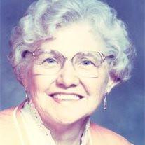 Mrs. Tillie Loretta Borowski