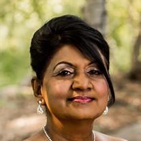 Mrs. Dhanrajie Goberdhan