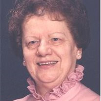 Mrs. Gladys F., Wilk