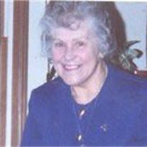 Mrs. Eunice M. St. Hilaire