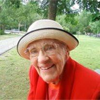 Mrs. Janet E. Oswain