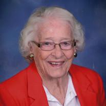 Mrs. Garnet Elaine Schlievert