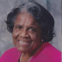 Ms. Minnie Lee Jenkins