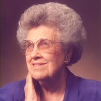 Mrs. Mary Ellen Beall Pinkston