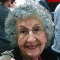 """Gertrude """"Gertie"""" Marie Josivoff"""
