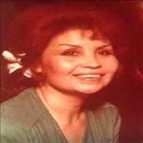 Betty Jane Cabrera