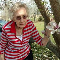 Mrs. Lola Peebles