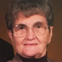 Margaret Alleane Florence Buchanan
