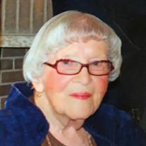 Doris Mary Willdey