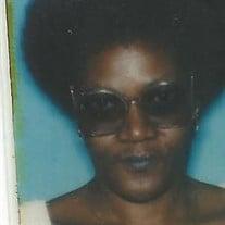 Ms. Georgia Mae Allen