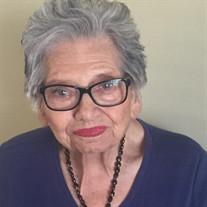 Mrs. Carmelita Marie Samora