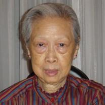 Ms Po Lin Ho