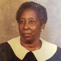 Ms. Annie Lou Carter