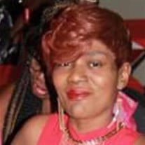 "Ms. Diania ""Redd"" Moore"
