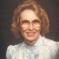 Vera Mae Nicholson Fulton