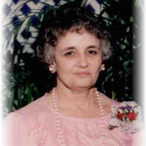 Ms. Mary Fanchon Garner