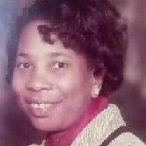 Mrs. Mary Ethel Prescott-Davis