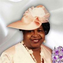 Mrs. Sedara Lathon