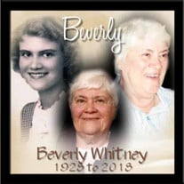 Beverly S. Whitney